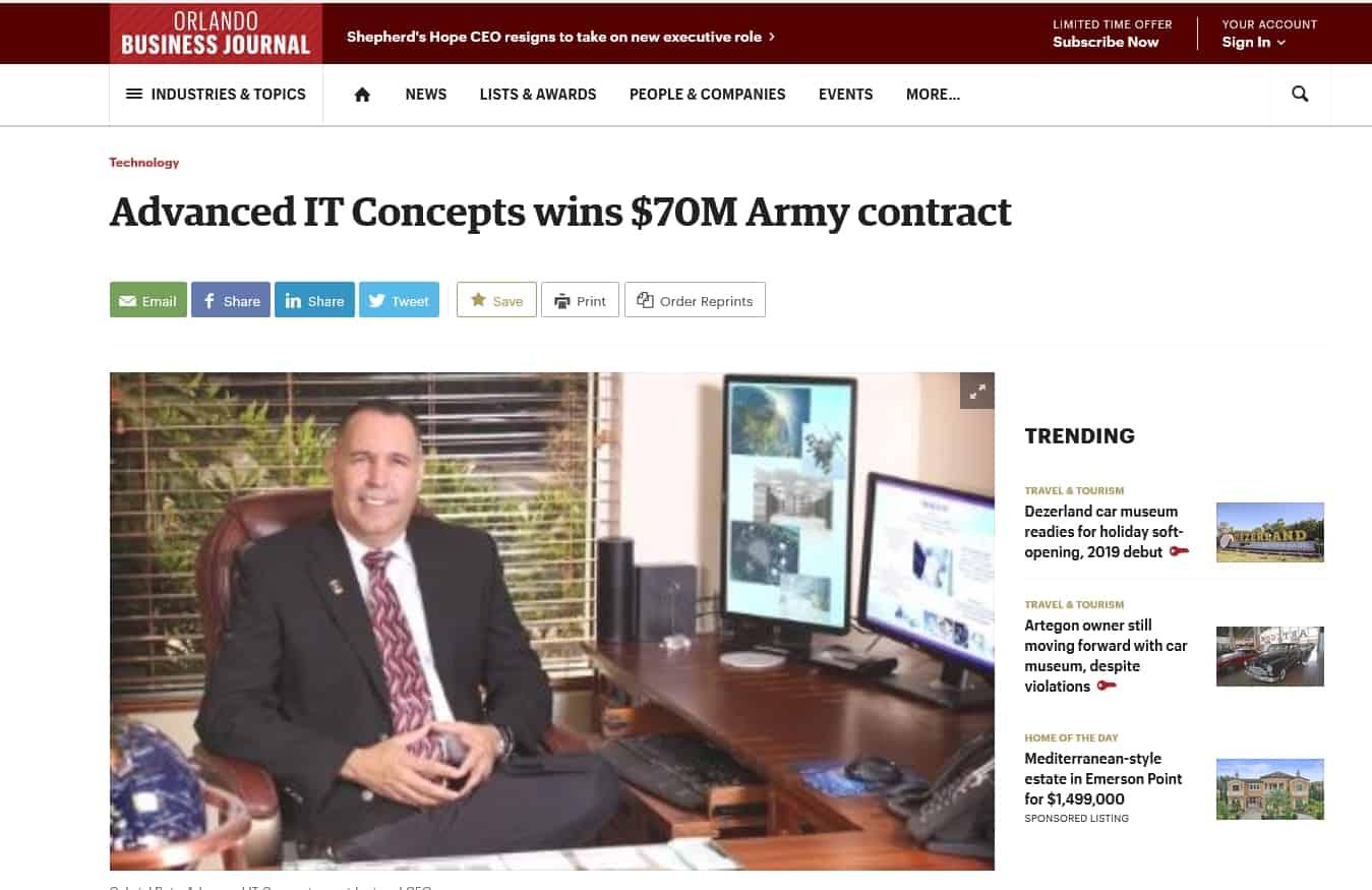 AITC in the News